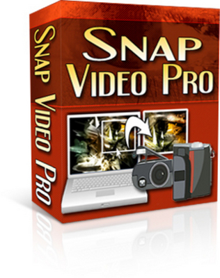 Product picture Snap Video Pro  - with source code