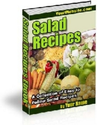 Product picture Healthy salad recipes