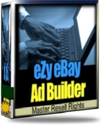Product picture eZy Ebay Ad builder