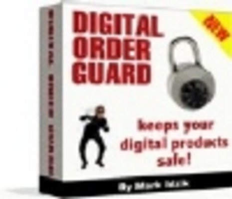 Product picture Digital order guard